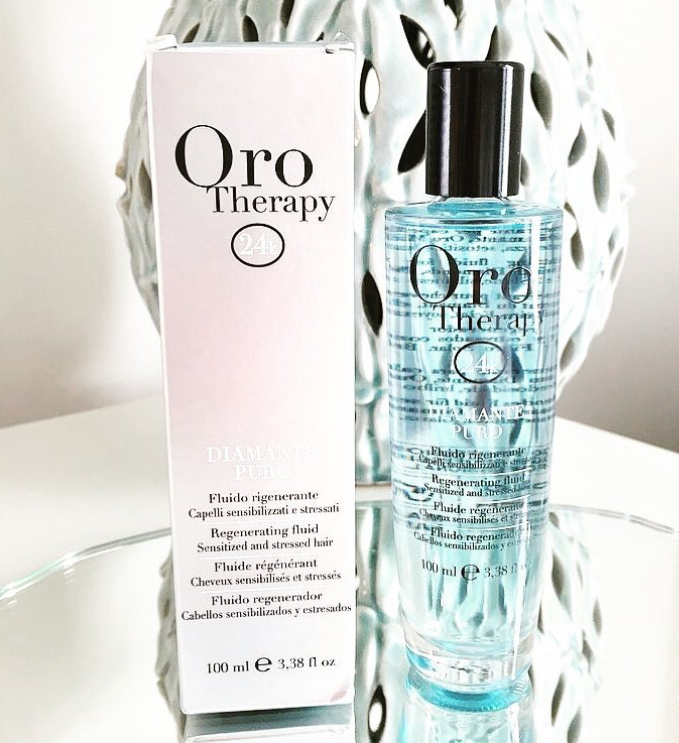 Oro Therapy Pure Diamond Regenerating Serum