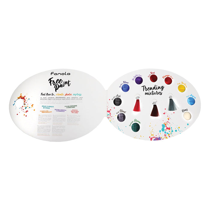 Fanola Free Paint Kit