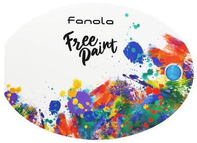 Fanola Free Paint Colour Chart