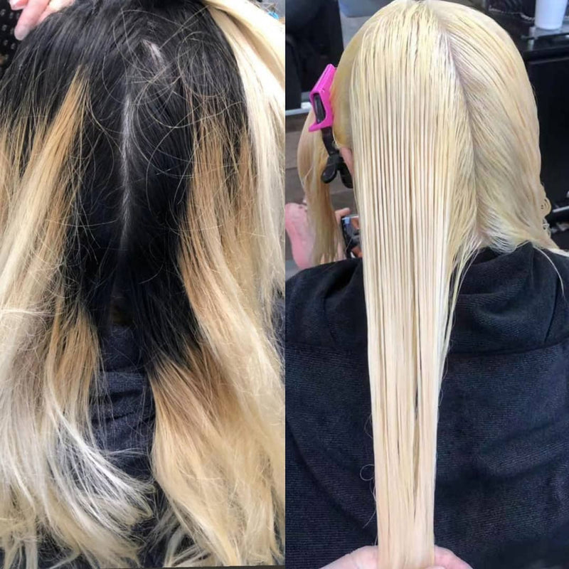 Sammi Wang Blonde Bleach & Toning Kit