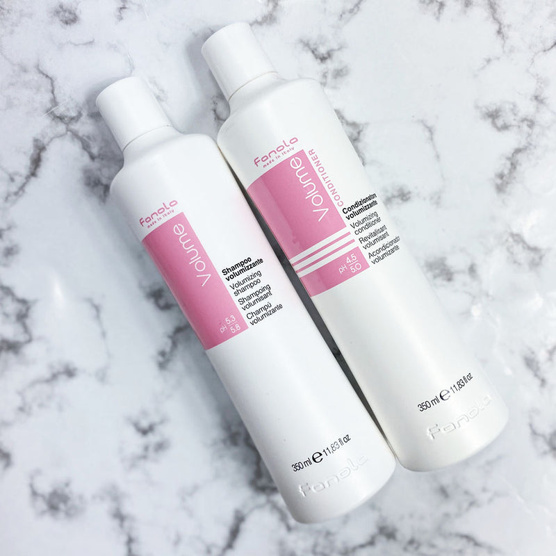 Hair Thickening Volumizing Duo