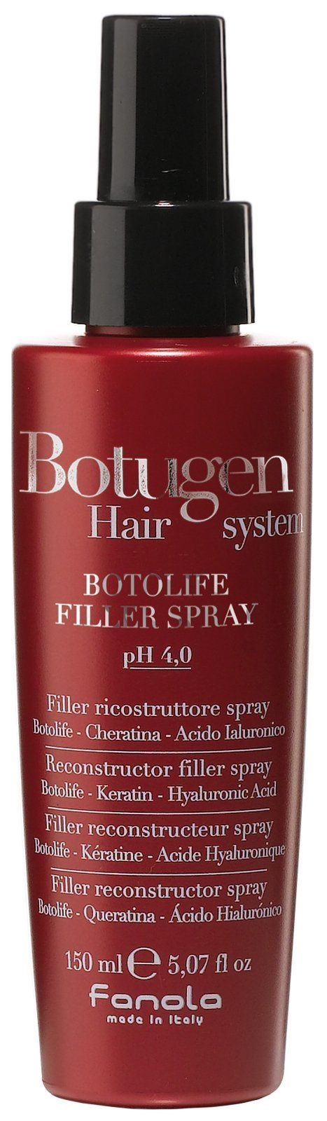 Fanola Botolife Filler Reconstructor Spray, 150 ml Hair Treatments Fanola Default Title