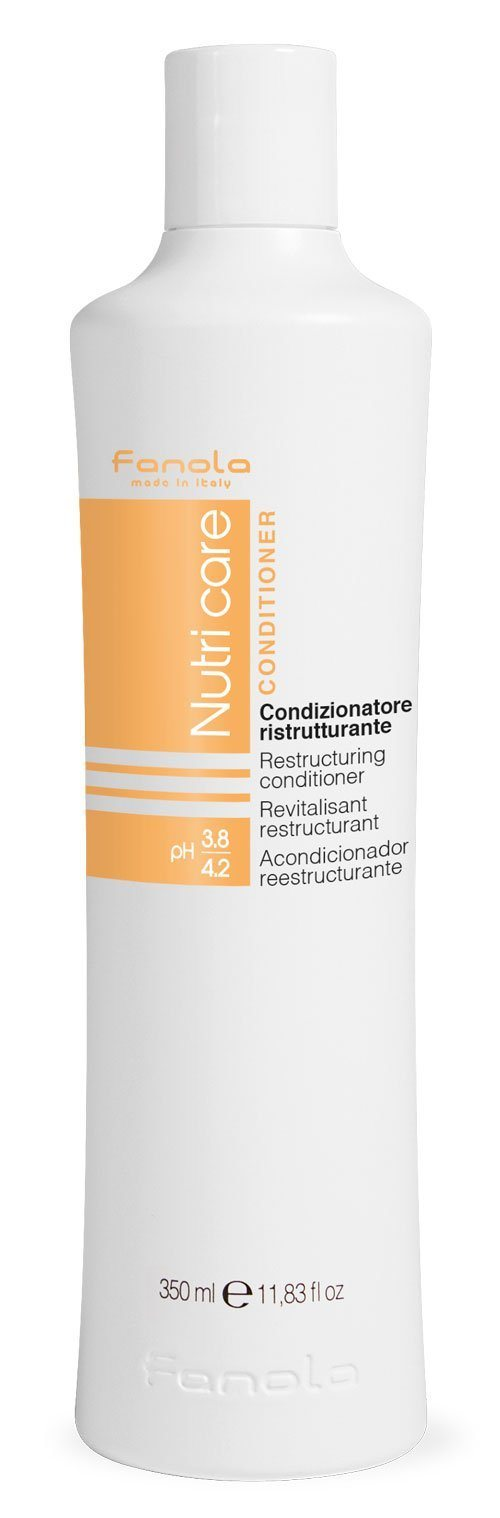 Fanola Nutri Care Restructuring Conditioner Hair Conditioners Fanola 350 mL