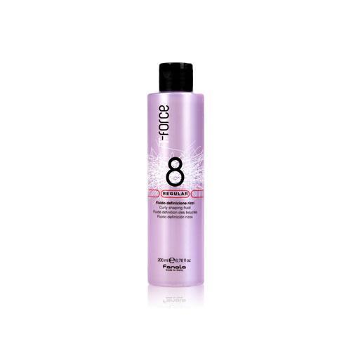 Fanola T-Force 8 Regular Curly Shaping Fluid, 200 ml Hair Treatments Fanola Default Title