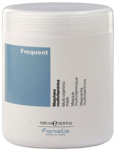 Fanola Multivitaminic Mask Hair Treatments Fanola 1000 mL