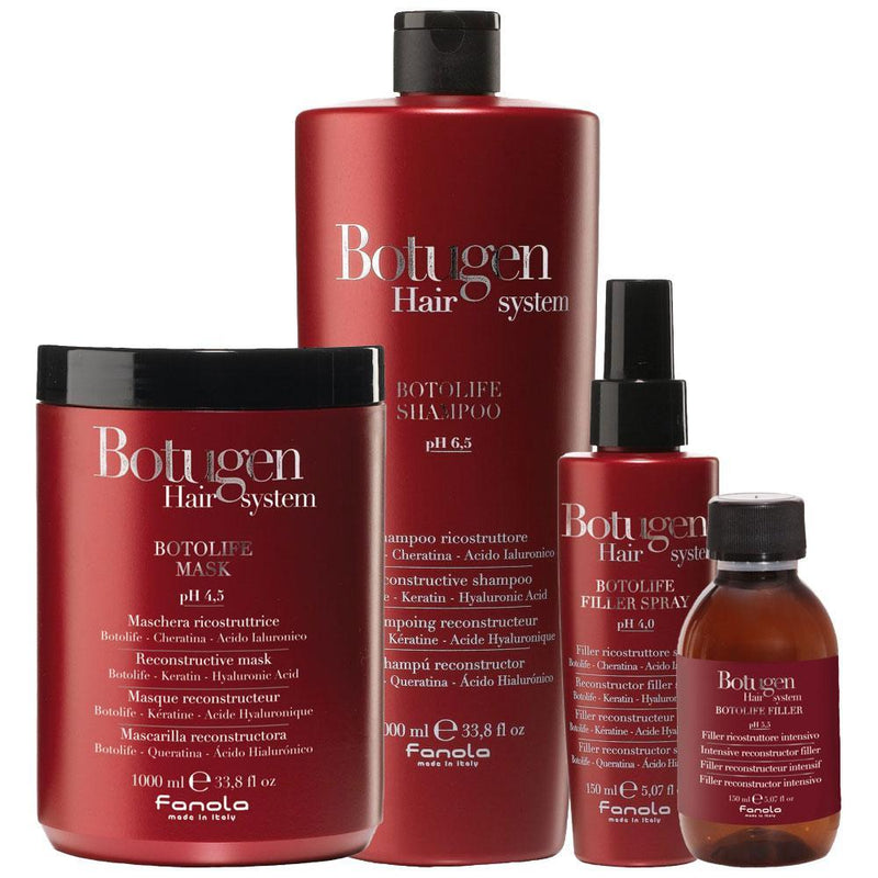 Fanola Botugen Professional Hair System Kit Hair Treatments Fanola Default Title