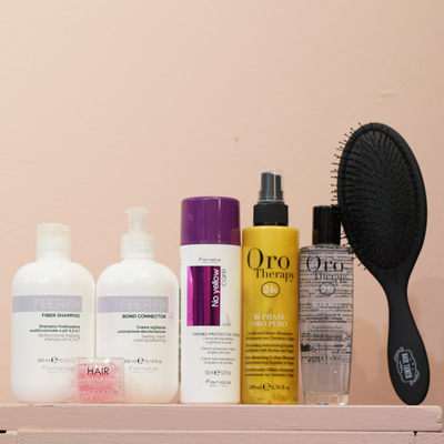 Mindy's Home Hair Care Kit