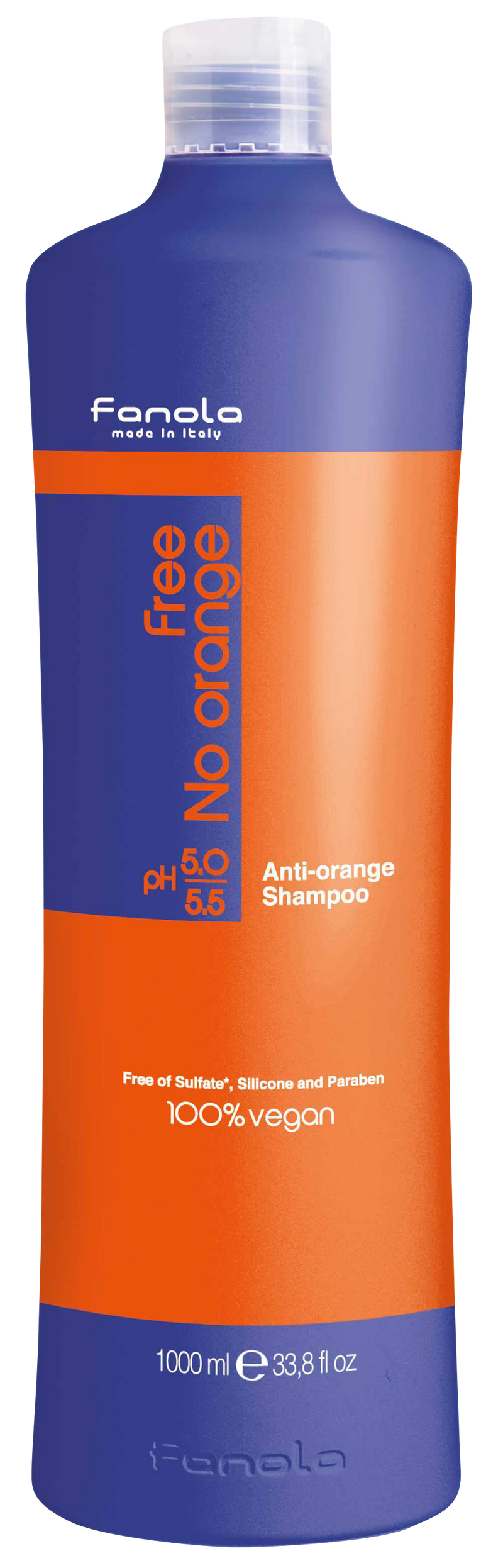 Vegan No Orange Shampoo