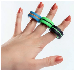 Amazing Fun Magnetic Rings ( Free Shipping )