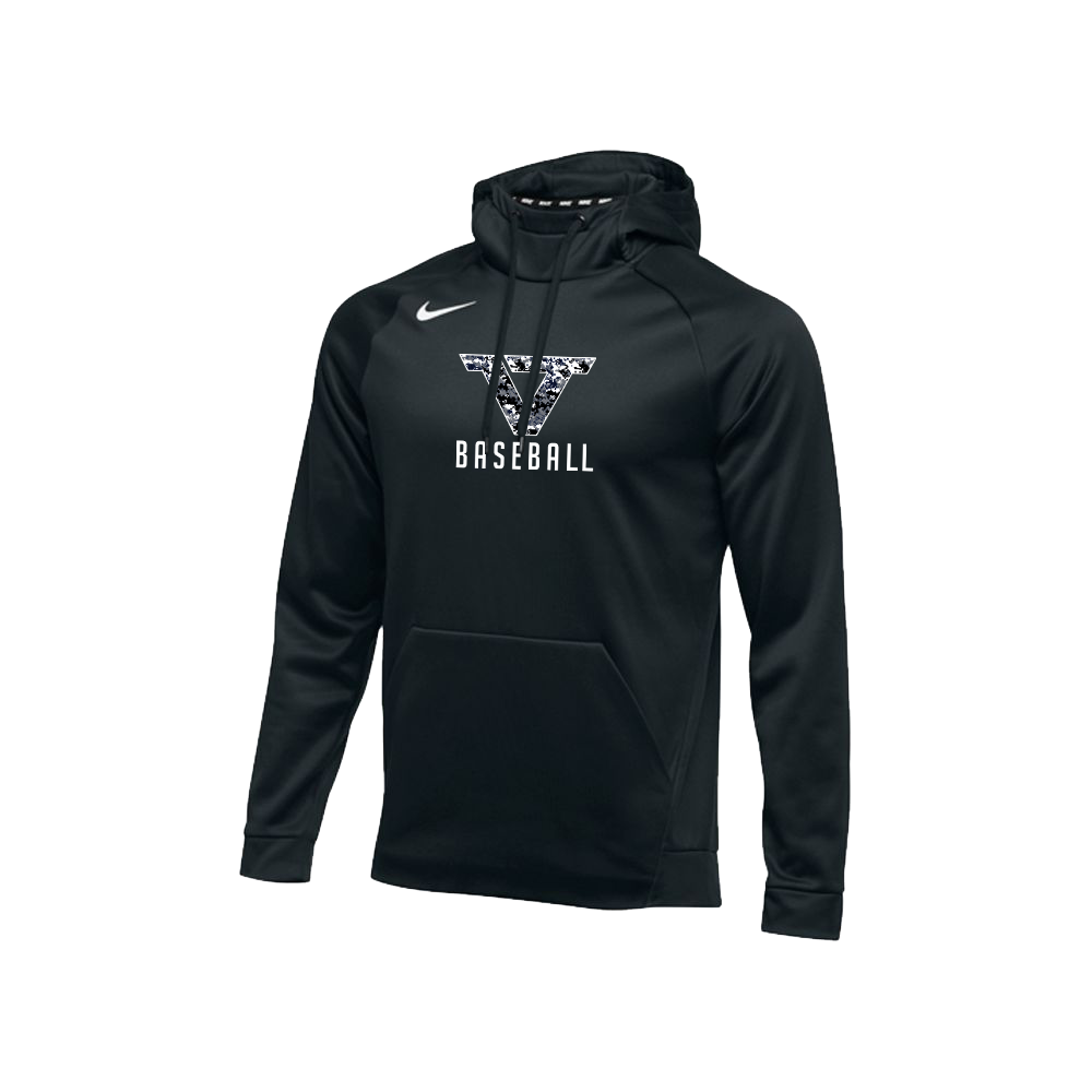 Black 'Pro Style' Therma Hoodie - CAMO