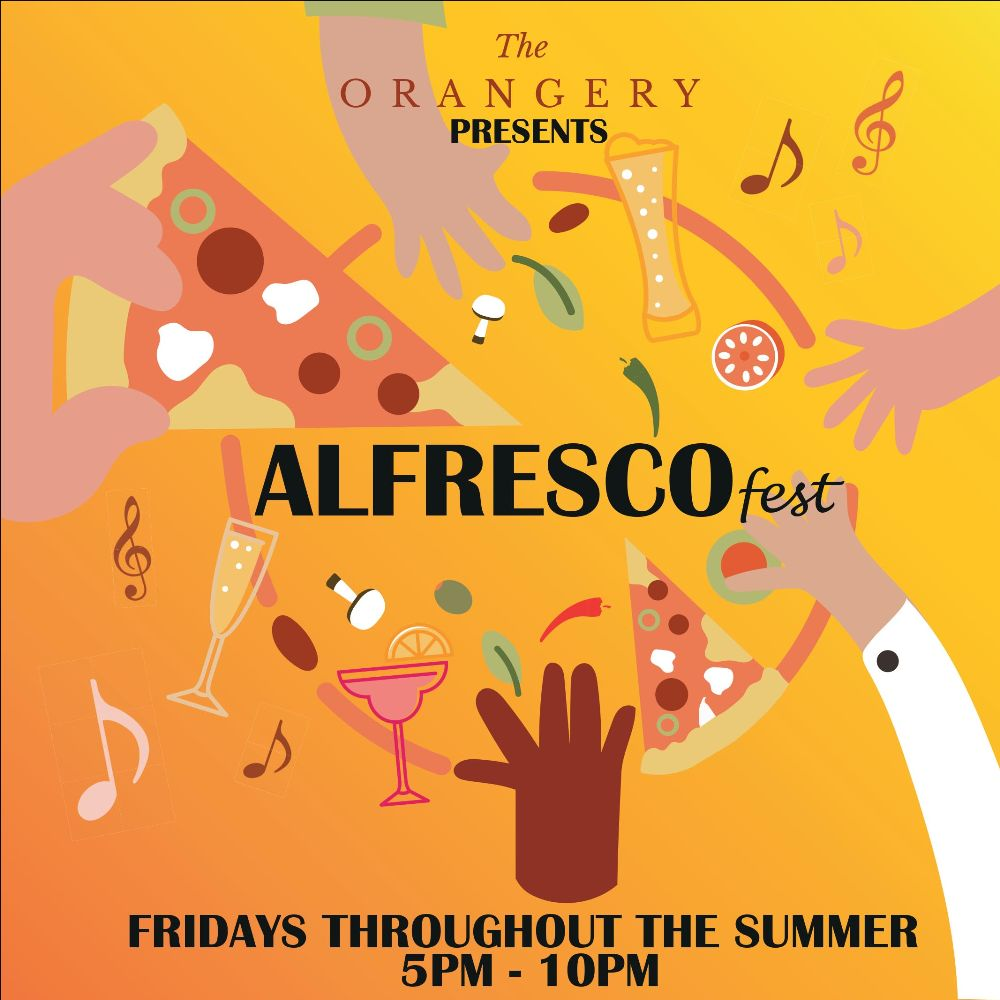 AlfresoFest at The Orangery