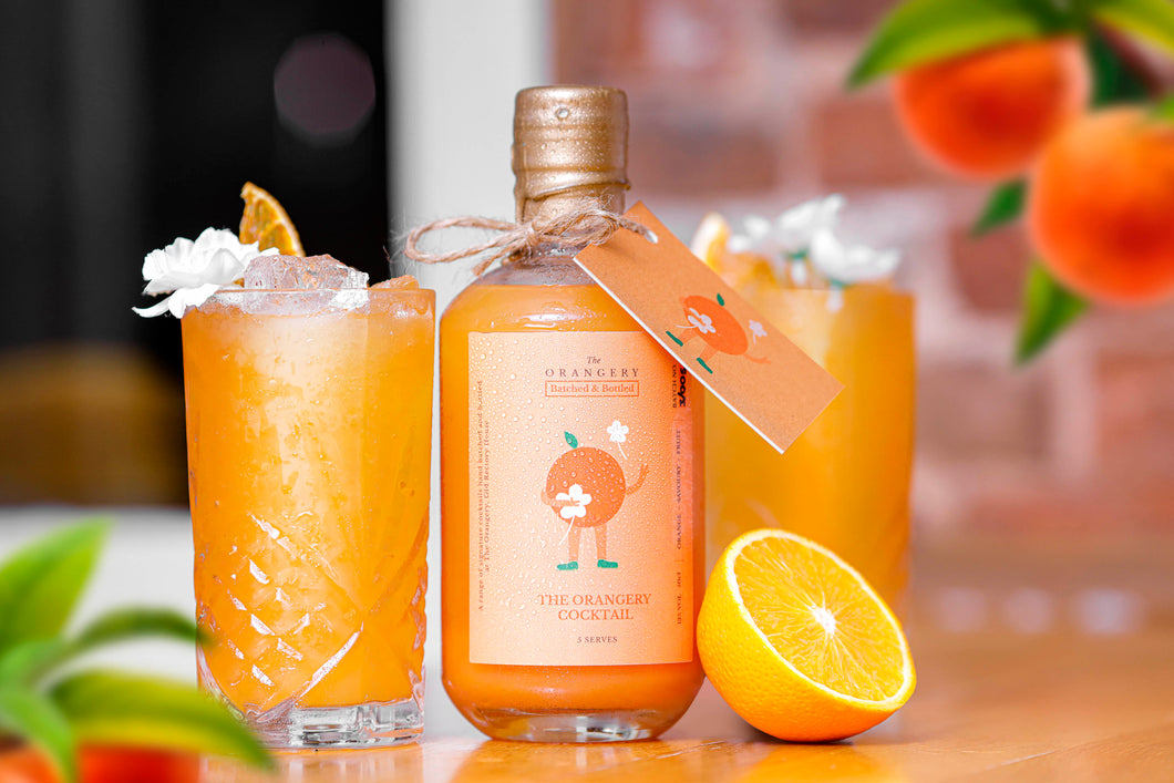 THE ORANGERY COCKTAIL - 5 Serves (Click & Collect)