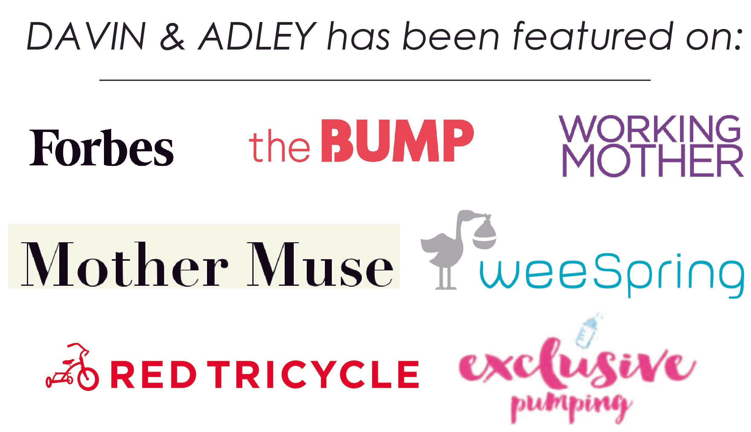 as seen in the bump, forbes, wee spring, mother muse, working mother, red tricycle exclusive pumping