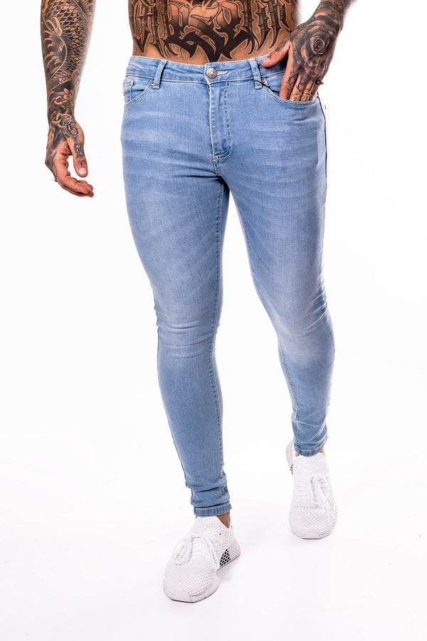 11 Degrees Essential Jeans Skinny Fit - Stone