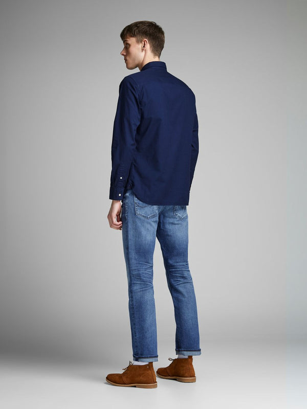 Jack & Jones Clark Original JOS 178 REGULAR FIT Denim Jeans