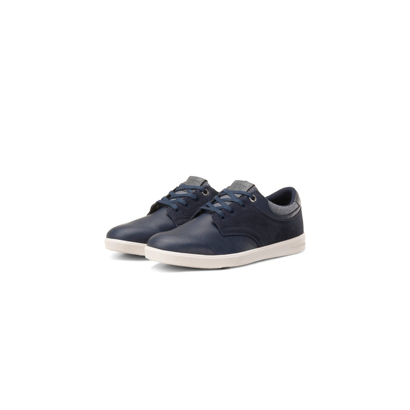 Jack & Jones Spencer Combo Pump Trainers in Navy Blazer