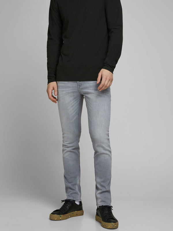 Jack & Jones Glenn Original AGI 003 SLIM FIT Denim Jeans in Grey