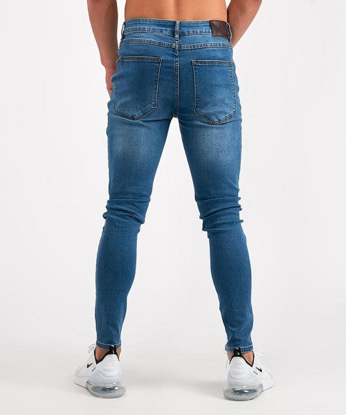 Kings Will Dream Hazard Denim Jeans LIGHT BLUE