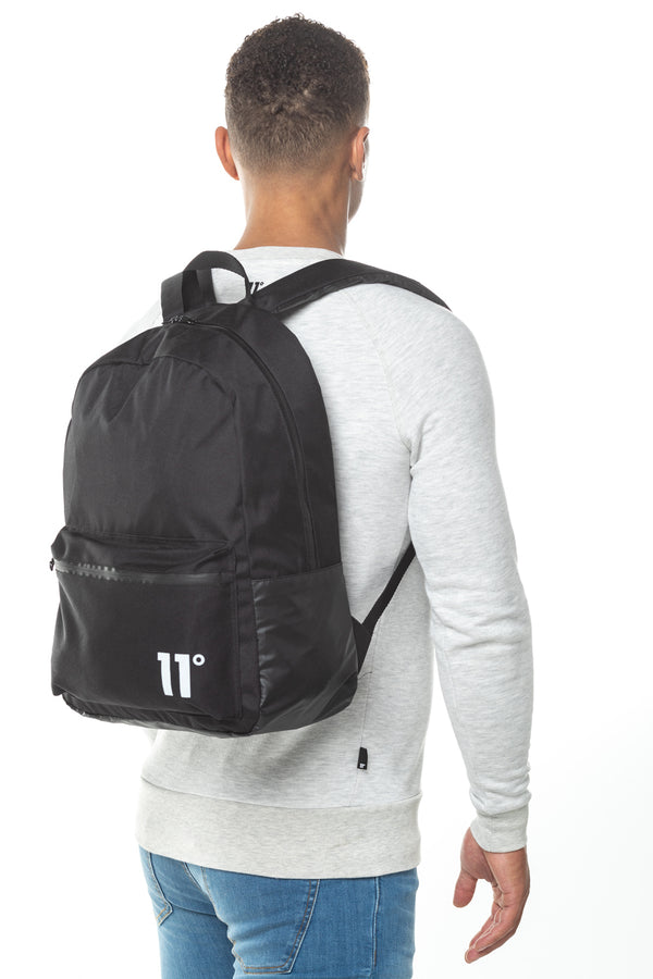 11 Degrees Core Backpack In Black