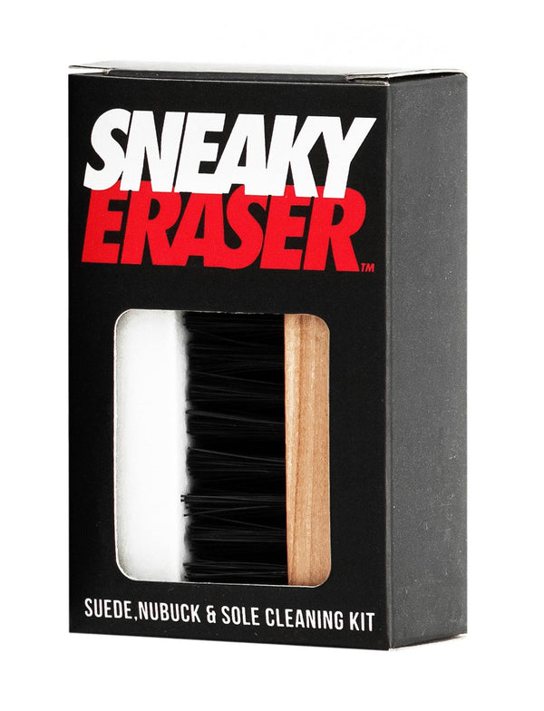 Sneaky Eraser - Suede Nubuck and Mid Sole Cleaning Kit