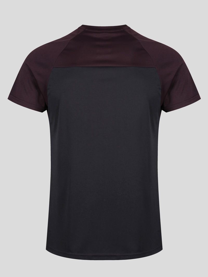 Luke Crunch Sport Performance Reflective T-Shirt Tech Rioja