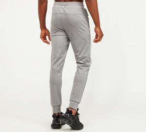 Kings Will Dream Lenham Poly Jogger Slim Stretch in Grey Reflective
