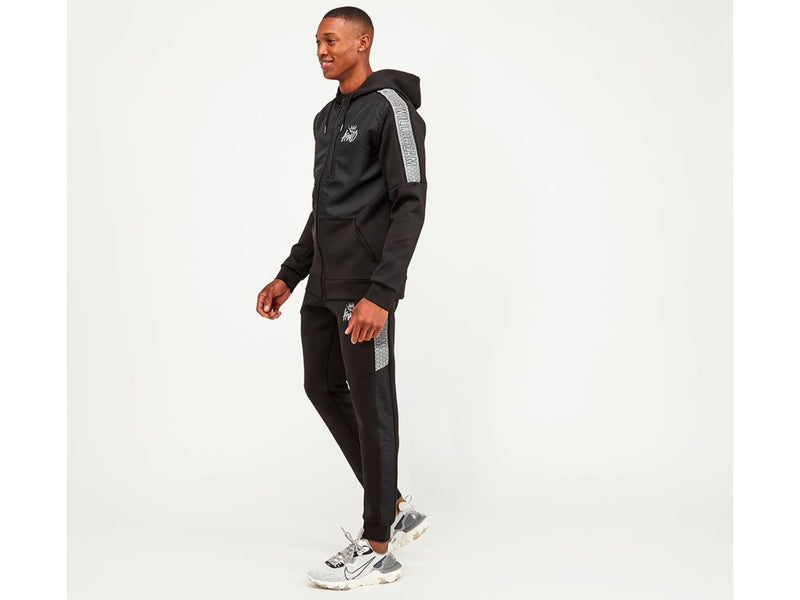 Kings Will Dream Lunwell Reflective mens Jogger in Black
