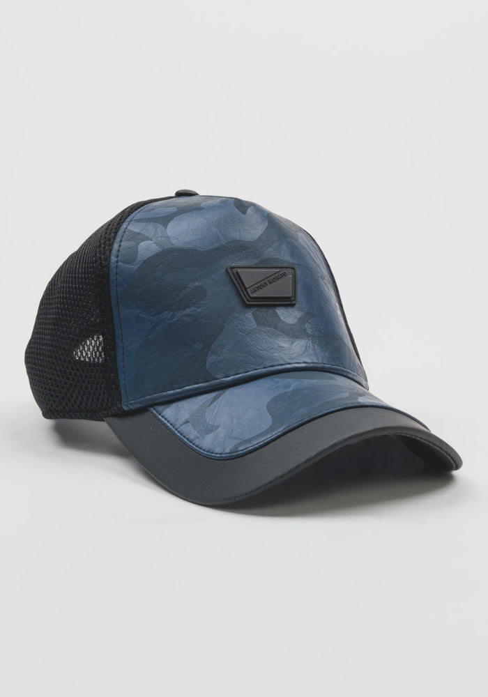 Antony Morato Baseball Cap Am 265 BLUE