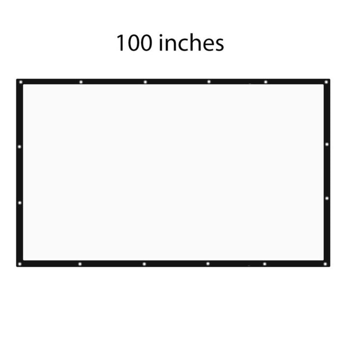 LUMINESSENCE PROJECTOR™ - 100 INCH SCREEN