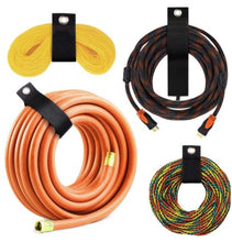 Load image into Gallery viewer, Storganizer™ Heavy-Duty Storage Straps Reusable Cable Management Belt Velco Straps 6 Pcs