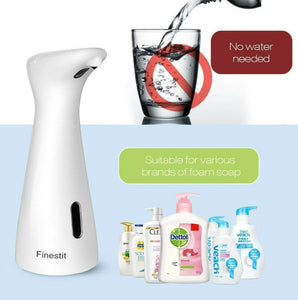 HandsFree™ Automatic Soap Dispenser Electric IR Sensor Touchless Liquid Dispenser