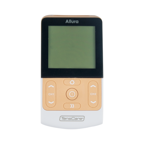 Allura electrotherapy beauty antiwrinkle muscle tonight device