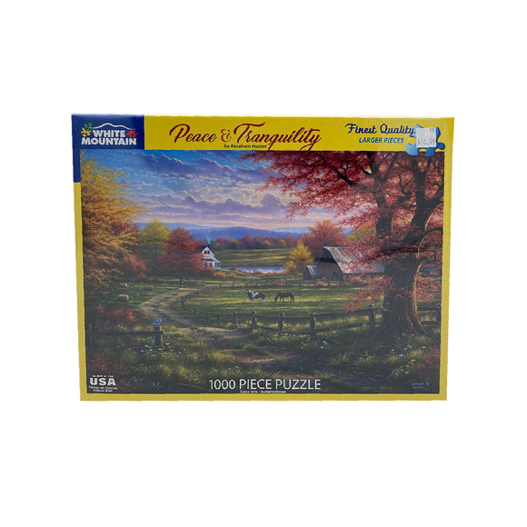 Peace & Tranquility 1000 Piece Puzzle