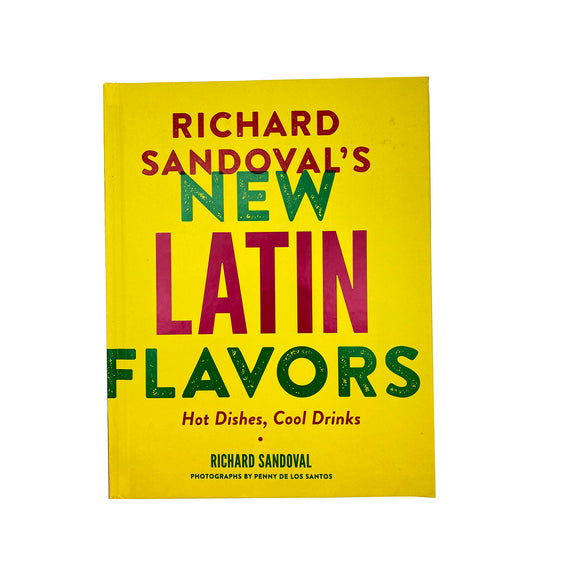 New Latin Flavors