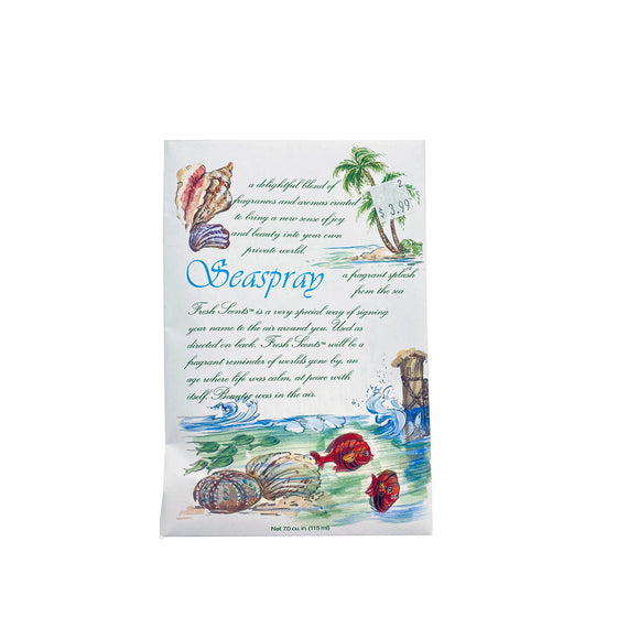Seaspray Scented Sachet