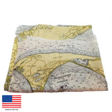 Cape Cod Map Scarf