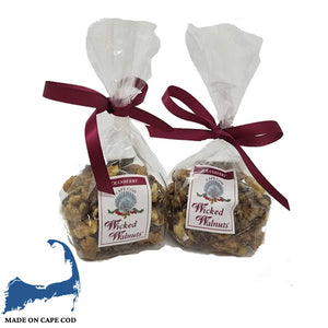Cape Cod Cranberry Walnuts - Set of 2