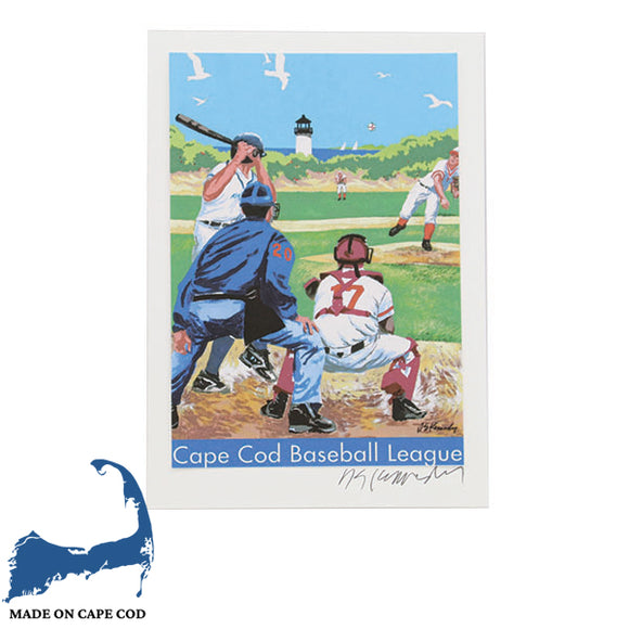 Cape Cod Baseball League Card # 1