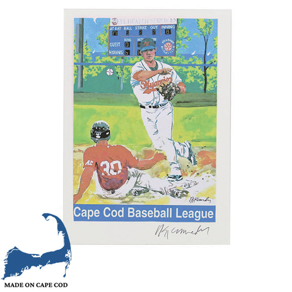 Cape Cod Baseball League Card # 2