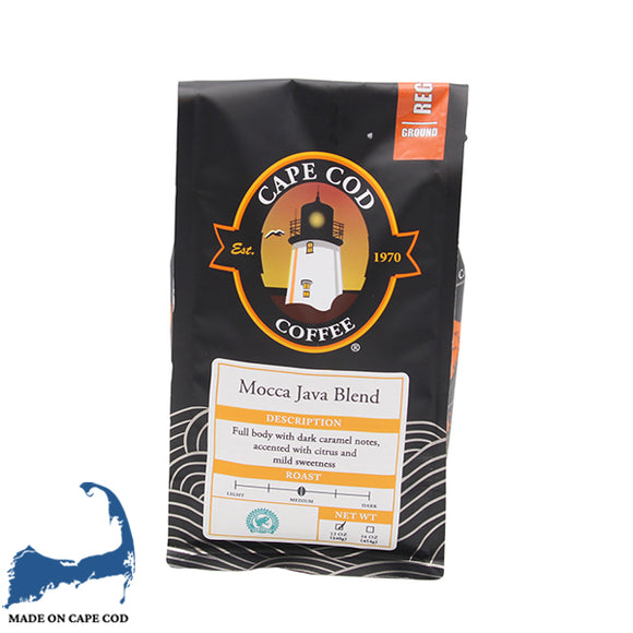 Cape Cod Coffee - Mocca Java Blend