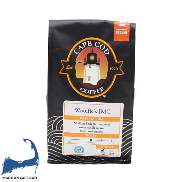 Cape Cod Coffee - Woolfie's JMC