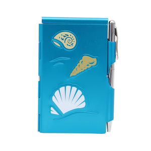 Coastal Shells Notepad