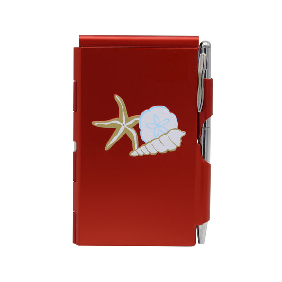 Coastal Starfish Notepad