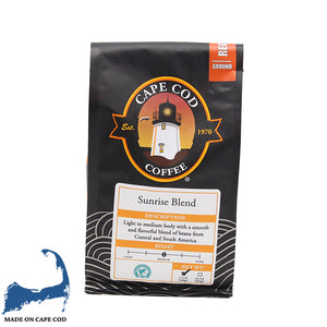 Cape Cod Coffee - Sunrise Blend