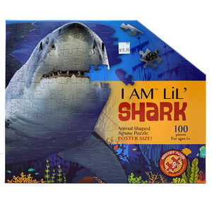I Am Lil' Shark 100 Piece Puzzle