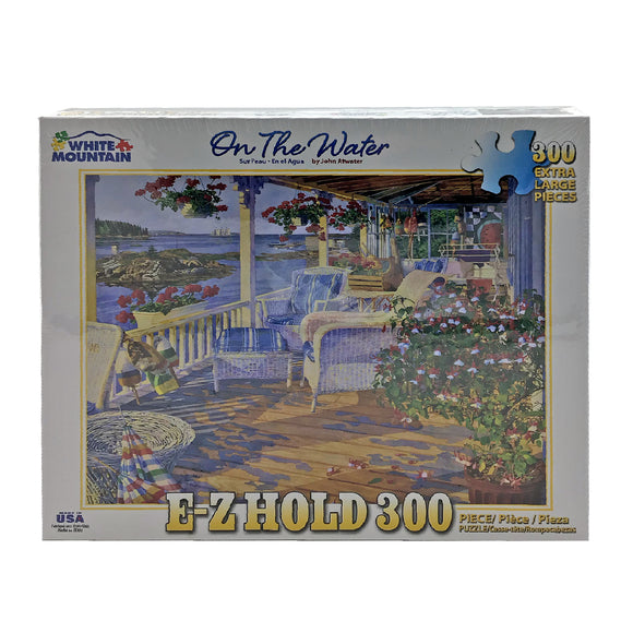 On The Water 300 Piece Puzzle
