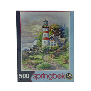Lighthouse 500 Piece Puzzle