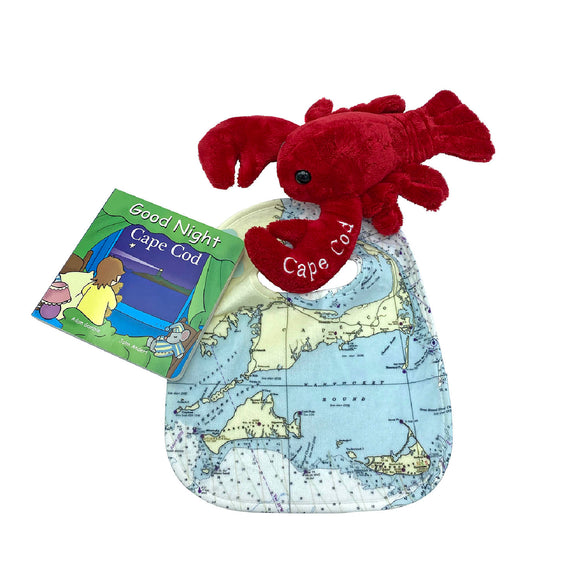 Cape Cod Baby Gift Set