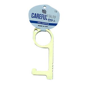 Careful Key