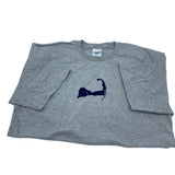 Gray Cape Cod T-Shirt
